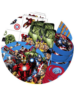 Avengers Favor Value Pack