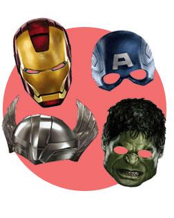 Avengers Masks