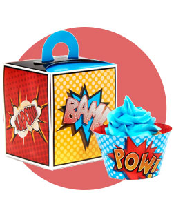 Candy Wrapper and Box Kits